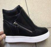 Новые ботинки, весна, женские