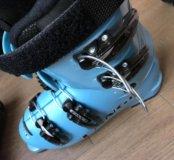 Горнолыжные ботинки детские