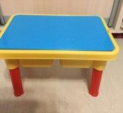 Столик-песочница