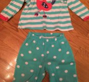 Пижамы на р-р 68-74