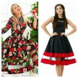 Модные платья.