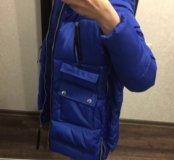 Куртка-пуховик объёмный