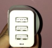 3-входной USB адаптер