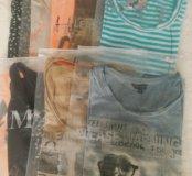 Женские топы и футболки