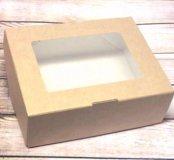 Подарочная коробка 10 х 8 х 3 см.