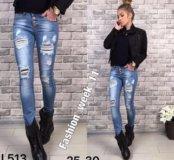 Стильные джинсы 👖