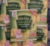 Heinz 20гр кукурузная безмолочная