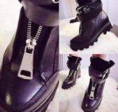 В наличии крутые ботинки