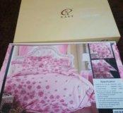 Комплект 2х спального постельного белья.