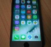 iPhone 6 серого цвета 16gb