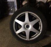 Bridgestone Feid ts6 R17*7j 5*114,3 +53