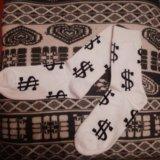 Носки dollar с долларами