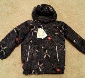 Новая куртка лесси 104+ 160гр