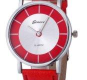 Женева, новые часы