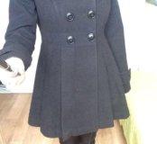 Пальто новое s