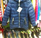 Курточка демисезонная, размеры m,l,2xl