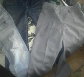Брюки и джинсы женские