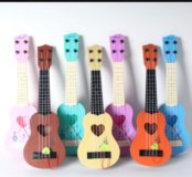Гитара Детская 4 х струнная