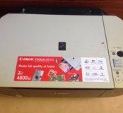 Принтер сканер копир Canon