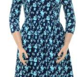 Платье новое р-р 46-48 (трикотаж)