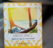 Т. вода Memories Daydreaming in a Hammock