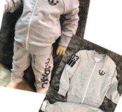 Спортивный костюм детский новый
