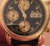 Золотые Швейцарские часы