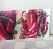 Реклама мясо оформление отдела