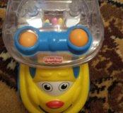 Машинка игрушка фишер прайс