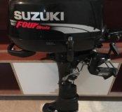 Лодочный мотор Suzuki DF5