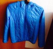куртка осенне-весенние одела один раз