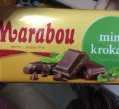 Шоколад со вкусом мяты