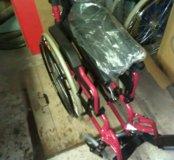 Инвалидное кресло-коляска новая