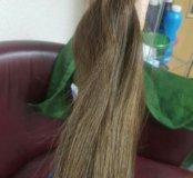 Волосы на лентах