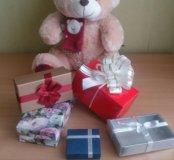 Подарочные упаковки, коробки