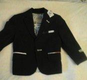 Модный пиджак на мальчика
