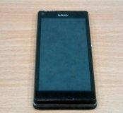 Телефон sony xperia c2105 на запчасти