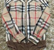 Блузка-боди женская размер 38-42