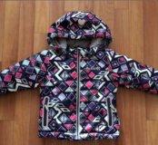 Крокид куртка холодная весна-осень, тёплая зима
