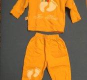 Одежда на мальчика р-р 74-80
