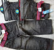 Marks and spencer джинсы 3-4 года