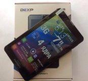 Планшет Dexp (новый)
