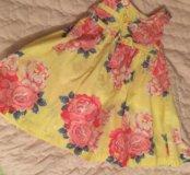 Платье 86р-ра