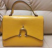 Новая сумка, Hermes, натуральная кожа