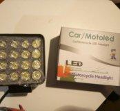 Фонари LED на авто