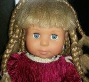 Кукла с озвучкой.