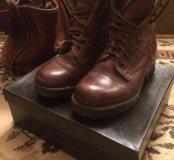 Ботинки с завышенной голенью