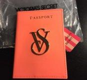 Новая обложка на паспорт Victoria Secret