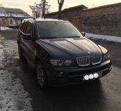 BMW X5 4.4L 2004г