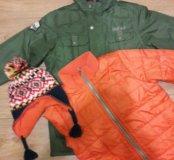 Супер Куртка 3 в 1 Carters для мальчика